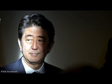 Power Profile: Shinzo Abe
