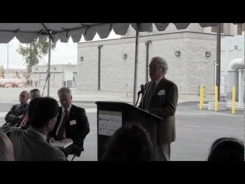 IEUA's Fuel Cell Dedication in Ontario California