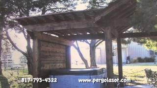 How To Build A Pergola With A Kit From Pergola Supreme