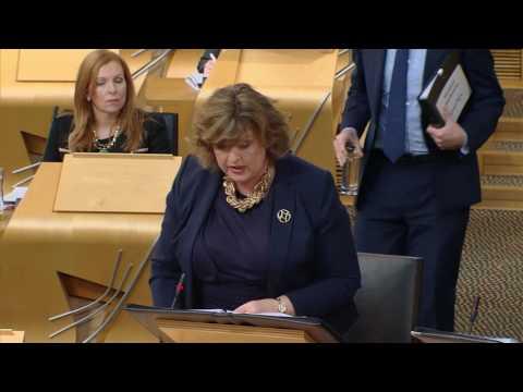 Portfolio Questions - Scottish Parliament: 16th November 2016