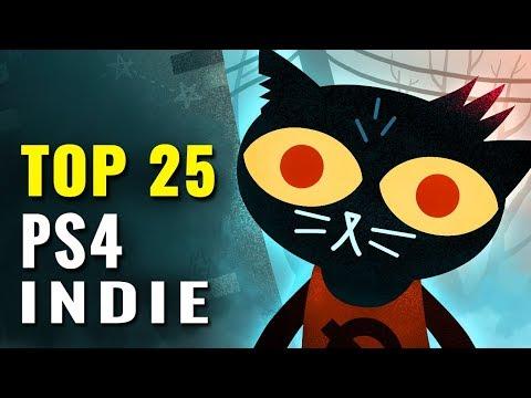 Top 25 Indie PS4 Games of 2016, 2017 & 2018