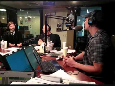 Opie & Anthony - Crispin Glover In Studio (6-6-2013)