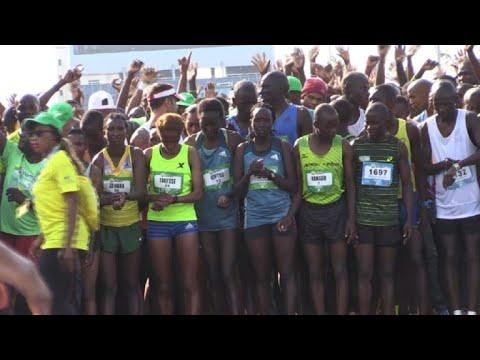 5th Gabon Marathon takes place in Libreville