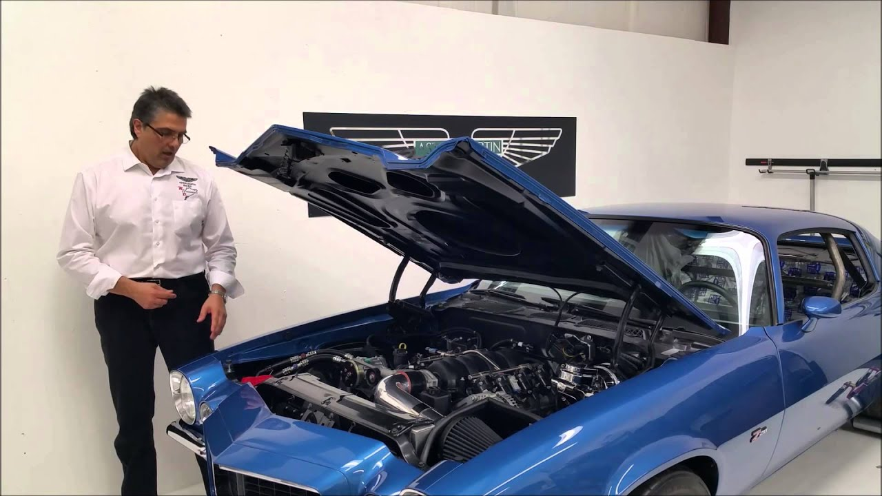 Clayton Romie, automotive expert and owner of R&D ...