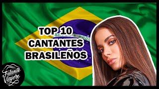Top 10 Cantantes Brasileños Actuales Similares a ANITTA | MÚSICA BRASILEÑA