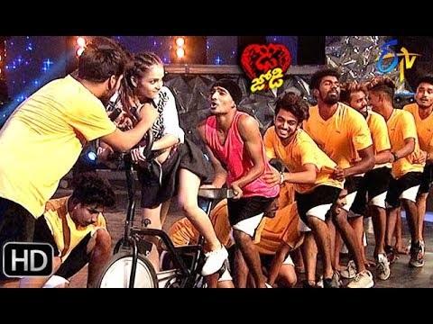 Shasank and Garima Performance | Dhee Jodi | 3rd July 2019 | ETV Telugu