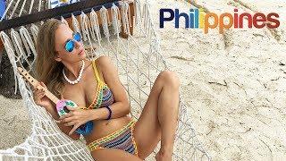 Filipiny (Philippines) - Panglao (Bohol) & El Nido (Palawan) - gopro drone 4K