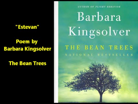 the bean trees by barbara kingsolver Students will read a fictional novel, the bean trees by barbara kingsolver the  novel focuses on real-life issues of social injustice as presented through various .