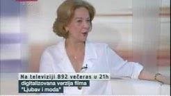 Gost Vesti B92 -  Beba Lončar
