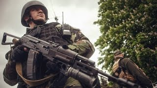 War in Ukraine - Battle Footage: Heavy Fighting Clashes And Intense Firefights in Battle for Donbass