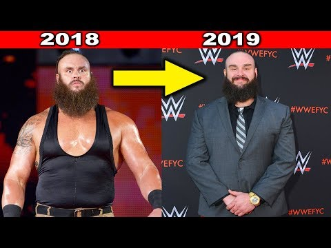 10 New WWE Gimmicks Rumored for 2019 - Braun Strowman New Look & Gimmick