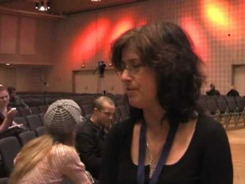 Allyson Grey at the World Psychedelic Forum