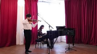 Mozart Violinkonzert Nr. 4 D-Dur KV 218 1.Satz Allegro