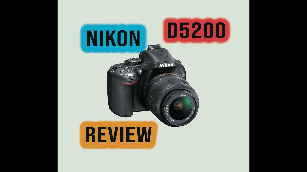 Nikon D5200 Review In Urdu/Hindi 2018