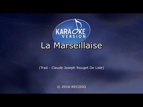 Inno Nazionale-La Marseillaise(France)-Karaoke