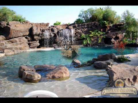 piscinas de lujo espectaculares playas con rocas y