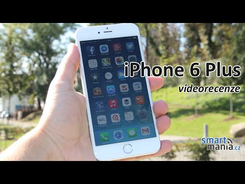 iPhone 6 Plus: Videopohled