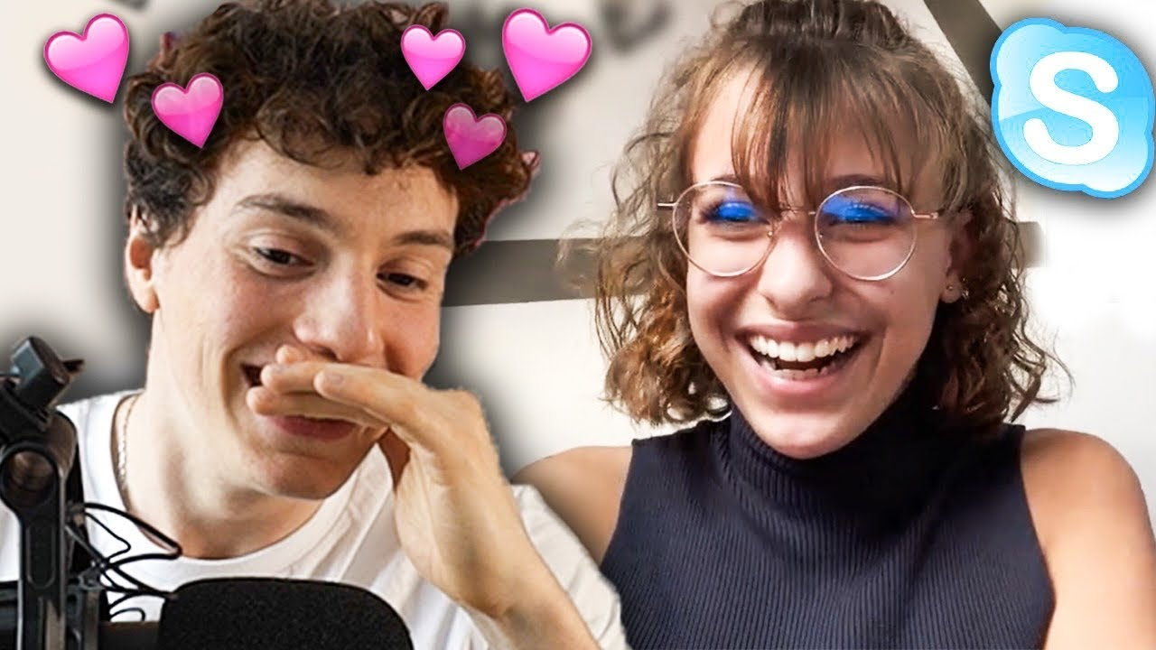 Recherche une fille ou une femme pour chat sur skype