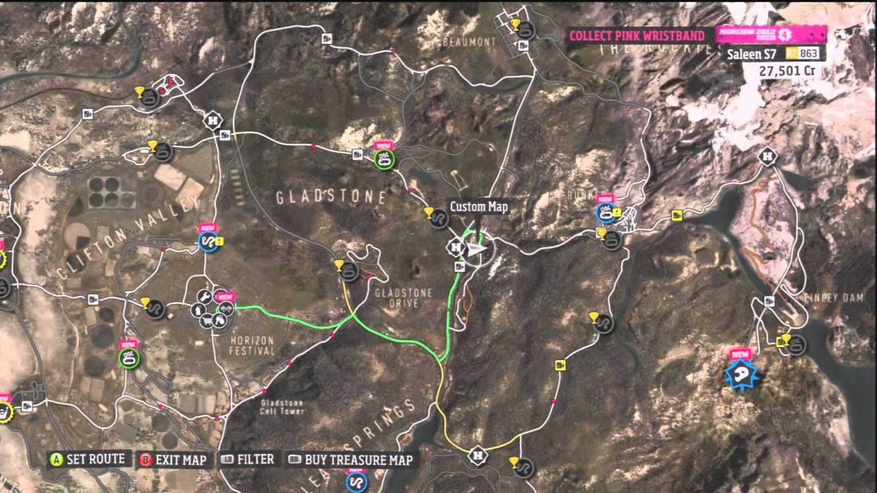 Forza Horizon Barn Find Location 2