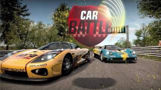 Need for Speed SHIFT: Car Battle Mode