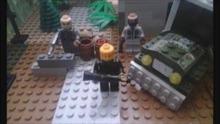 ШОК! Лего сталкер Тень Чернобыля 3 серия