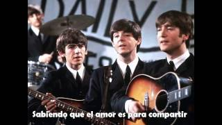 The Beatles - Here, There And Everywhere (Subtitulado) thumbnail