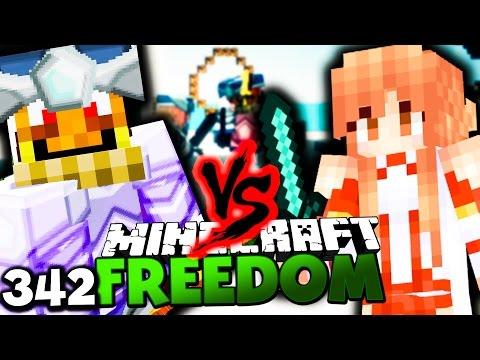 PDIZZLE KÄMPFT IN DER TODESARENA! & NEUE GLADIATOREN! ✪ Minecraft FREEDOM #342 [ DEUTSCH ] | Paluten