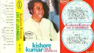 Kishore Kumar -- Live AT LosAngeles
