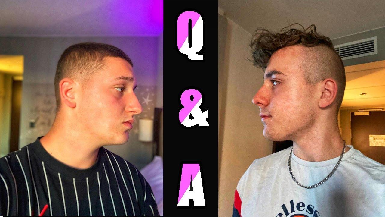 Q&A ARSCH oder TITTEN???? - YouTube