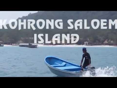 KHÁM PHÁ CAMPUCHIA ĐẢO KOHRONG SAMLOEM ISLAND Travel to Cambodia