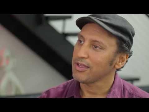 Fresh on the Screen: Aasif Mandvi