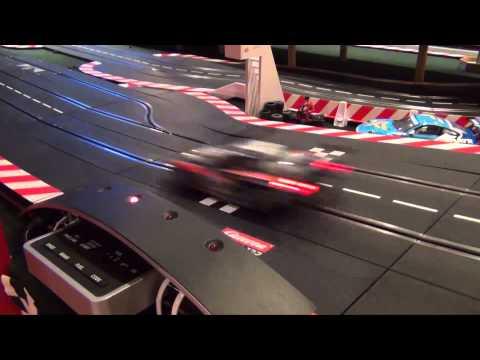 Cincyslots.com How do I program a Carrera Digital 132 124 slot car Ghost Autonomous