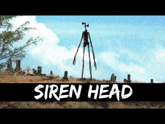 Kdo je Siren Head? | Bestiář #1