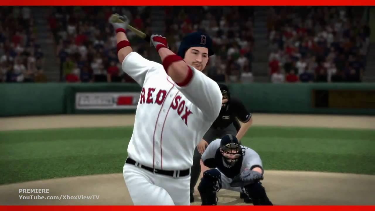 Major League Baseball 2k11 Premiere Trailer 2011 Mlb