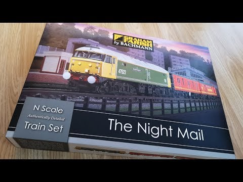 Unlimited Tips For Mustering The Utmost From Your Model Railroad Layouts-Opening The Night Mail Train Set by Graham Farish