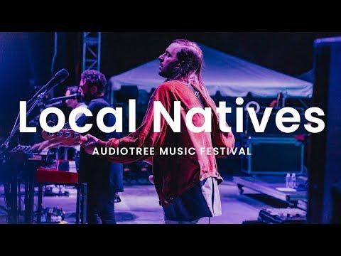 Local Natives - Dark Days | Audiotree Music Festival 2018