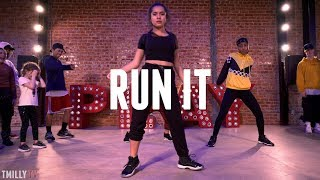 Download Video Chris Brown - Run It | Choreography by Phil Wright & SayQuon Keys MP3 3GP MP4