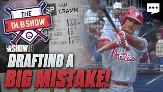Drafting the Worst Best Pitcher Ever | MLB The Show 19 Franchise DLB Ep 18