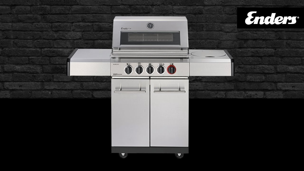 Enders Gasgrill Simple Clean : Enders monroe s turbo mit simple clean ab