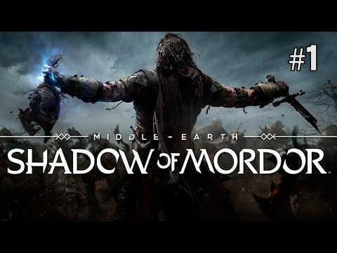 Twitch Livestream | Middle-earth: Shadow of Mordor Part 1 [Xbox One]