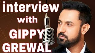 Car nachdi || gippy grewal interview with rj jassi