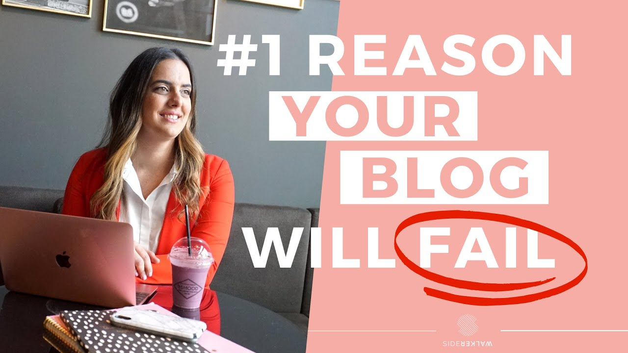 #1 Reason Your Travel Blog Will Fail (& ways to prevent it!)