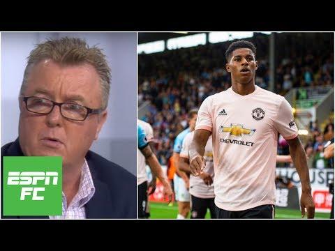 Steve Nicol on the reason Marcus Rashford shouldn't leave Manchester United | ESPN FC