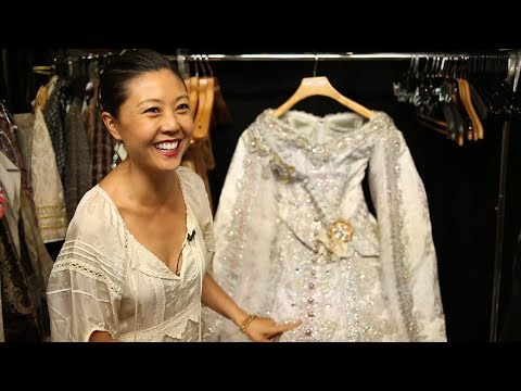 The Broadway.com Show: ANASTASIA Costume Designer Linda Cho