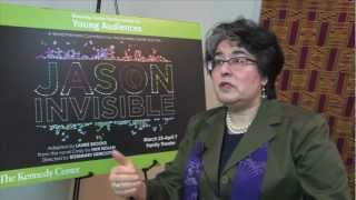 "Themes of Family & Disability in ""Jason Invisible"" (3/23 - 4/7)"