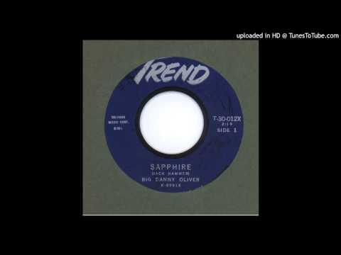 Oliver, Big Danny - Sapphire - 1958