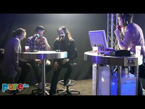 (HD) PIAS NITES 2011: CRYSTAL FIGHTERS INTERVIEW PURE FM