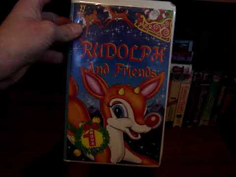 My Christmas Movie And TV Special Collection 2017