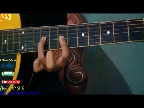 Melodi Petikan Gitar Intro Wali  -  Sayang Lahir Batin