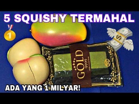 Squishy Terslow Di Dunia : SQUISHY 1 MILYAR?! 5 SQUISHY TERMAHAL DI KOLEKSI AKU (5 MOST EXPENSIVE SQUISHY IN MY COLLECTION ...